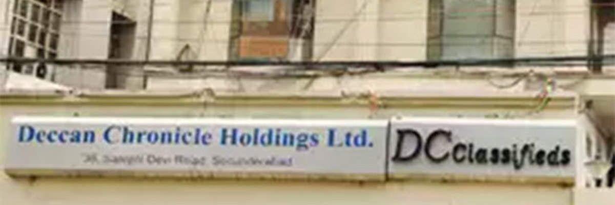 Srei Infra Finance's arm gets Deccan Chronicle