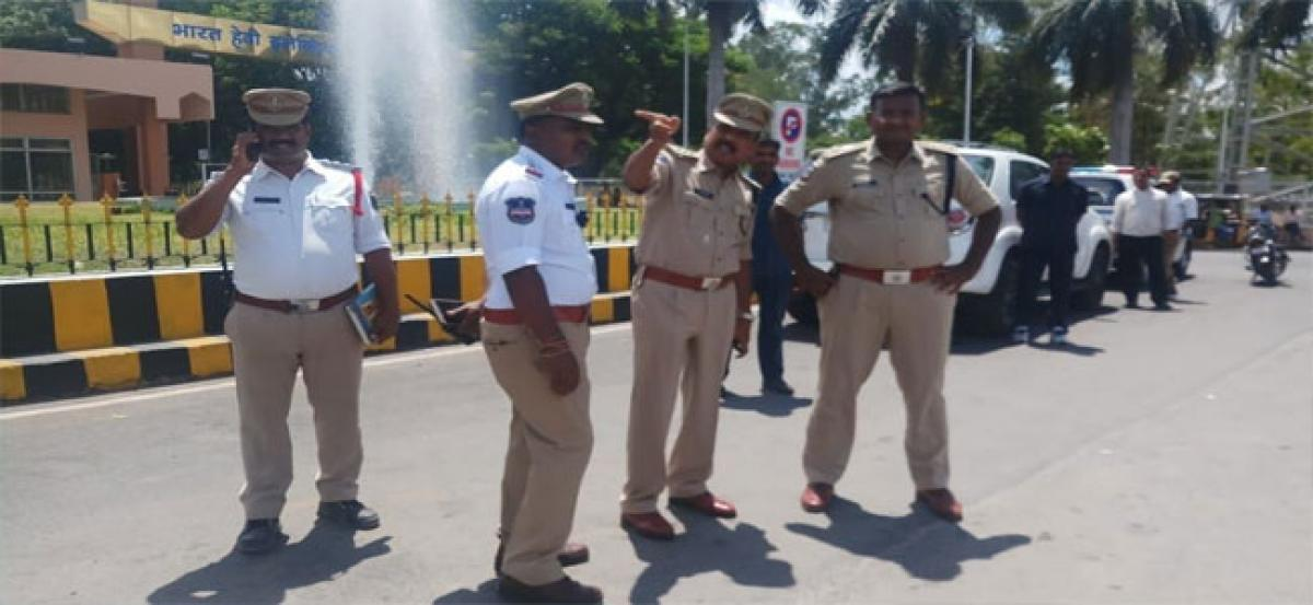 DCP assures to avert traffic problems