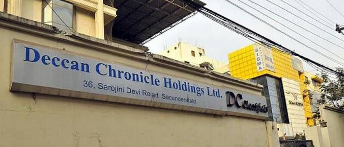 Delay in Deccan Chronicle insolvency process likely
