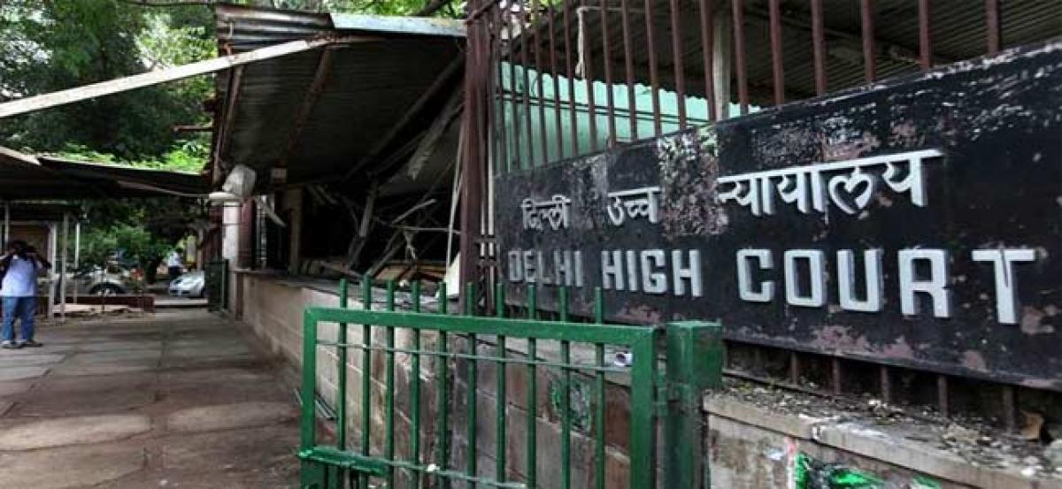 Contempt plea in Delhi HC against NBCC as cutting of trees continues