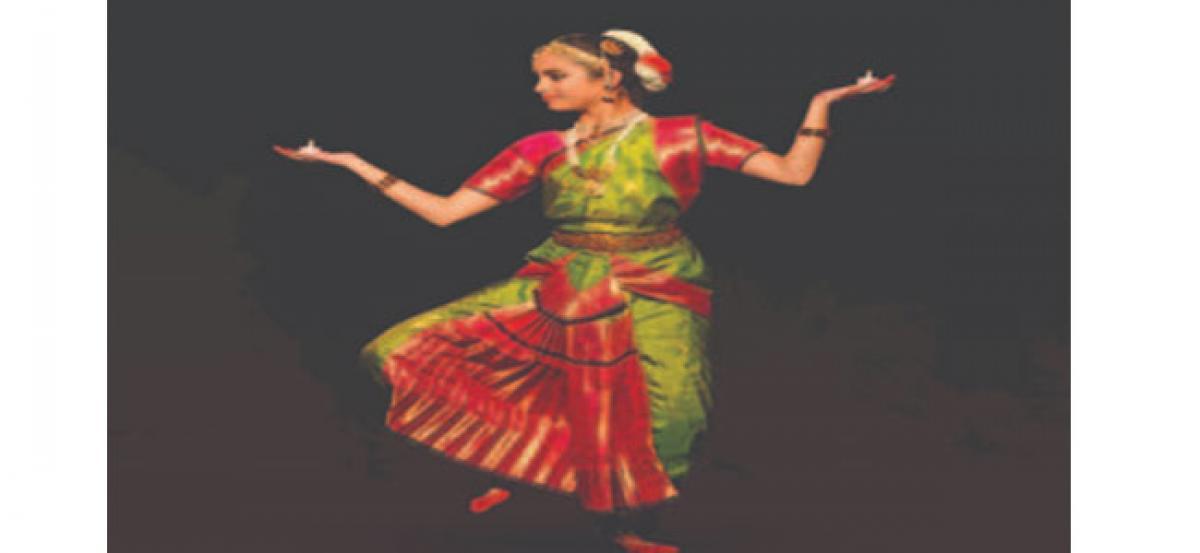 Telugu NRI girl to perform Bharatanatyam in City