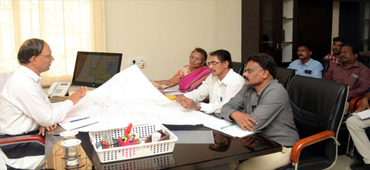 Every village must get bulk supply of Mission Bhagiratha by May 30: Medak Collector