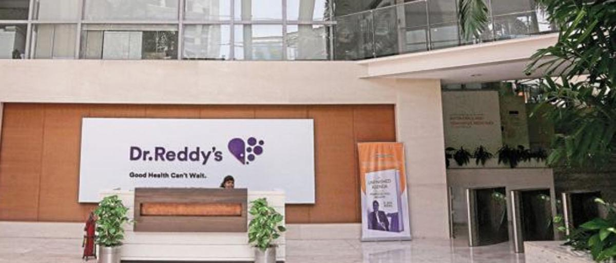 Dr Reddy's Q2 net zooms 77 per cent to Rs 504 cr on weak