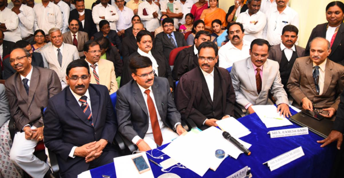Special court to try MPs, MLAs inaugurated