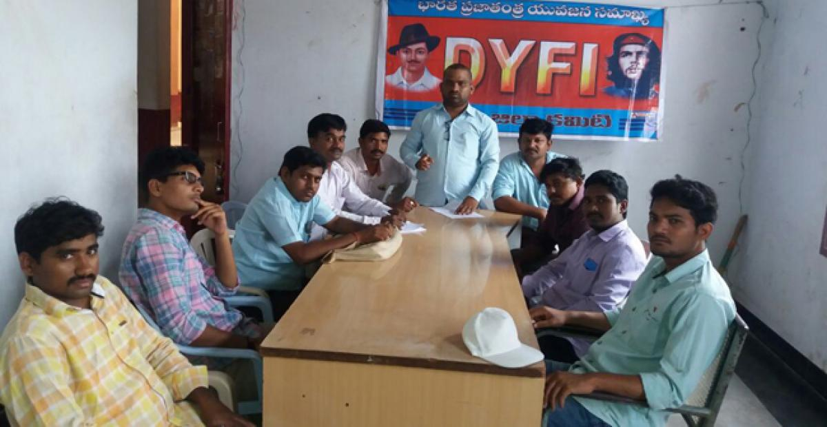 World Blood Donor Day observed in Khammam