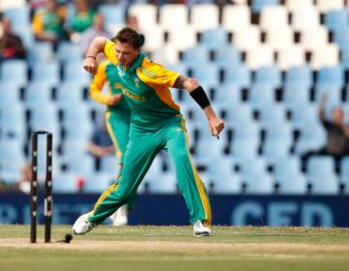 Dale Steyn: South Africa will trouce India in Test series