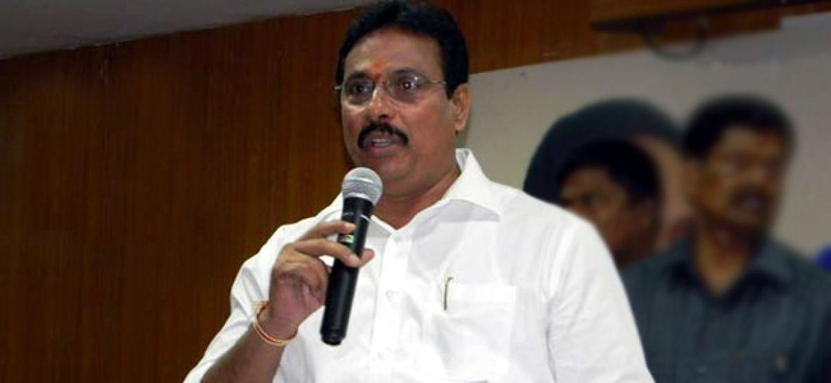 BCs have no importance in Congress party: Danam