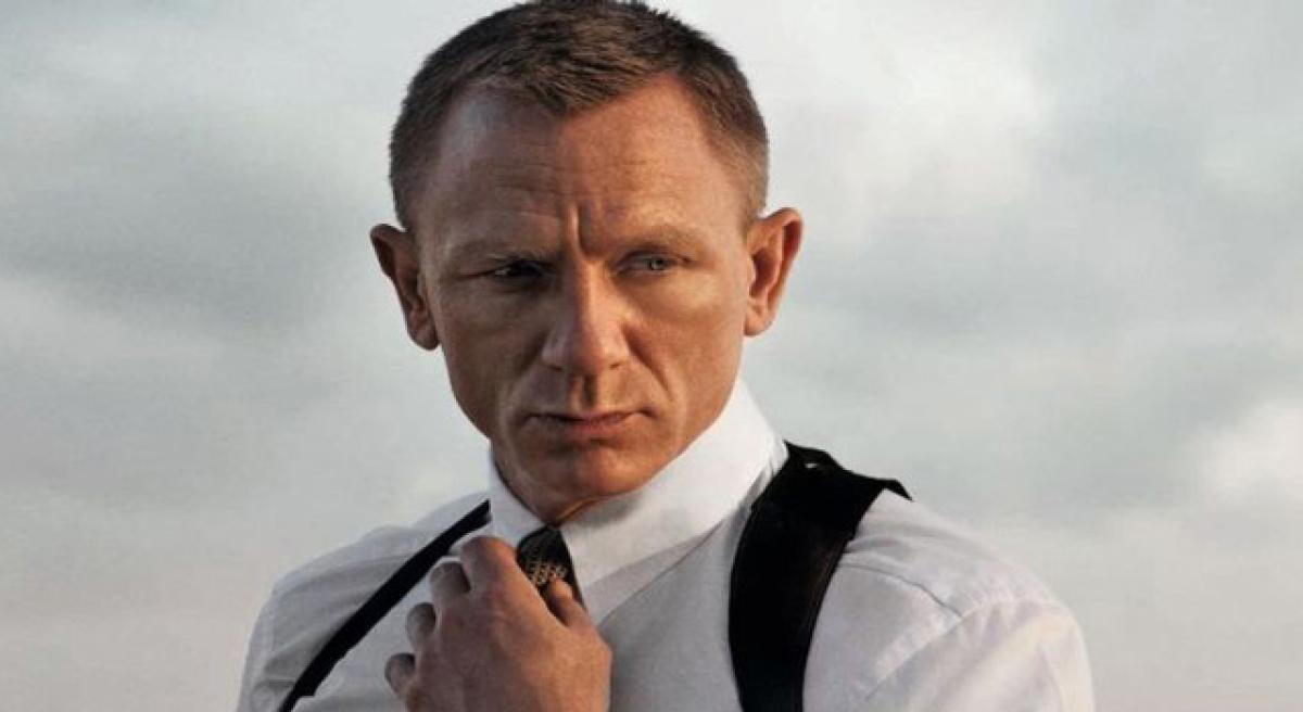 Next James Bond movie in 2019