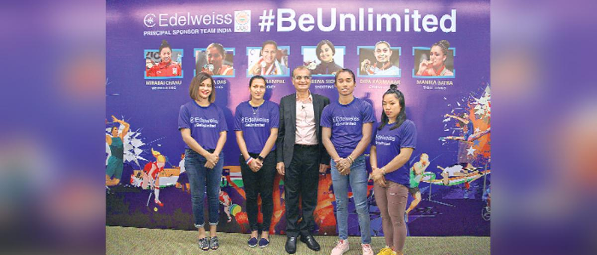 Edelweiss Group takes Hima Das on Board