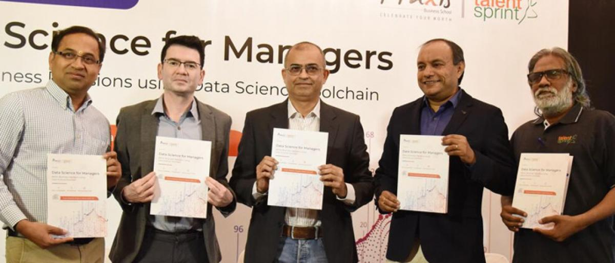 Data science programme for managers launched