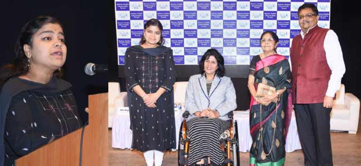 Deepa and Devika Malik are worlds only paralympic mother-daughter sports duo