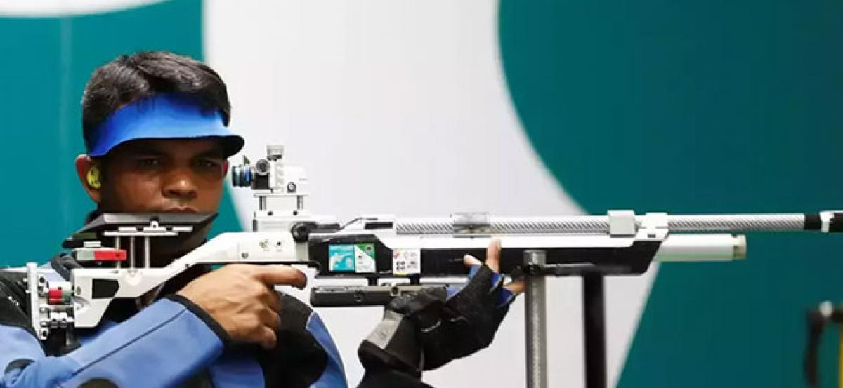 Asian Games 2018: Deepak Kumar wins silver in 10m Air Rifle