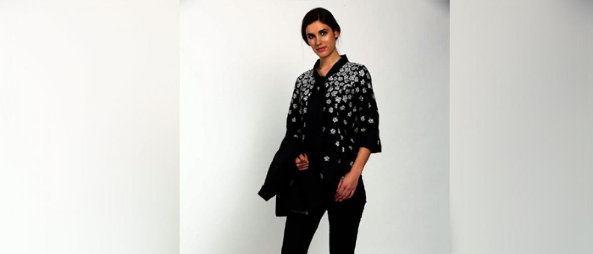 Get paisley into your formal wardrobe