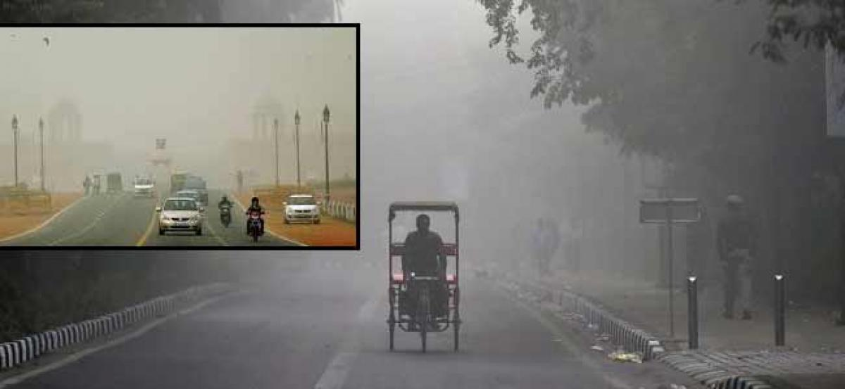 As Delhi chokes on poor air quality, emergency plan comes into force