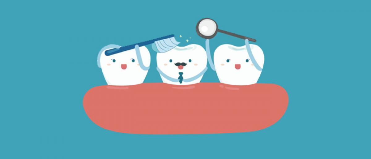 Lack of good oral health may up hypertension risk