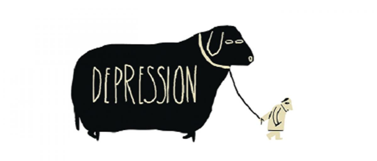 Depression makes you cynical