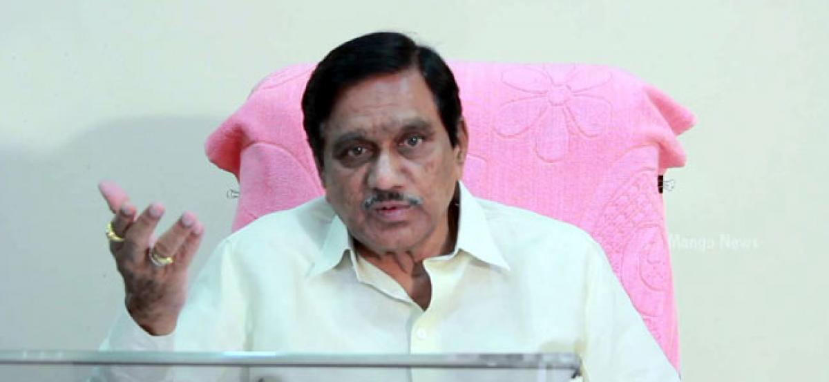 AP Deputy CM Vows To Quit Politics On a Condition