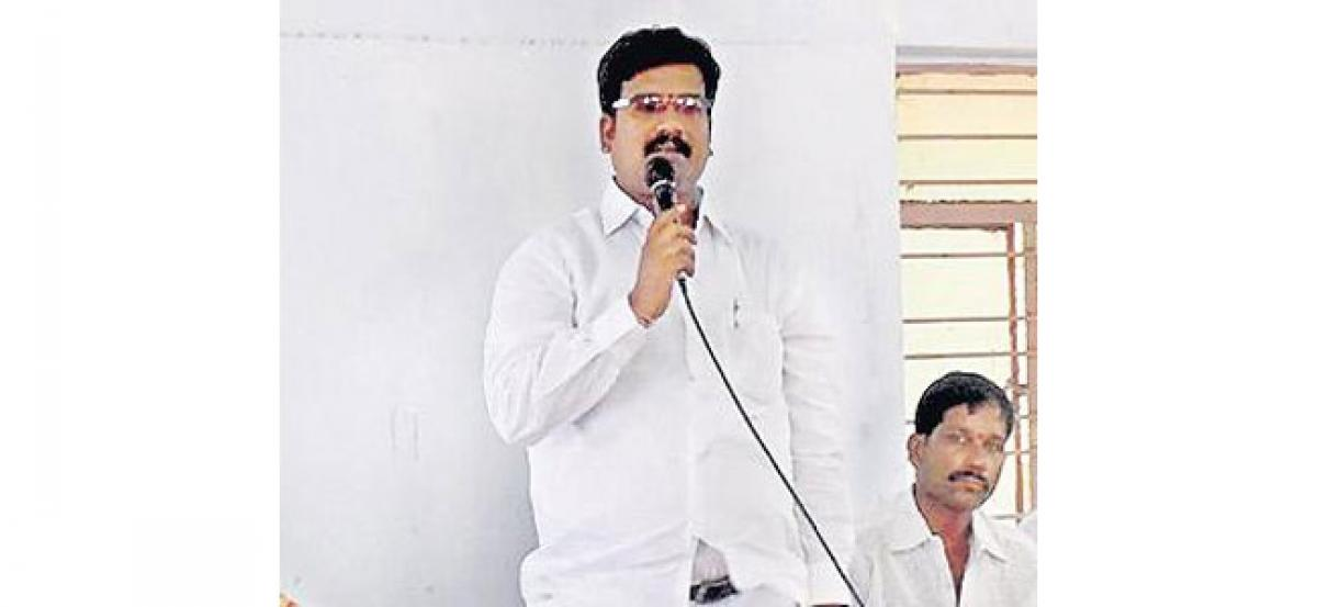 Telugu States Should be merged again if Centre backtracks on Special Status