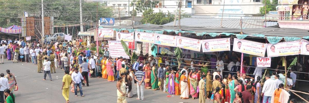 Devotion marks Subramanya Shashti