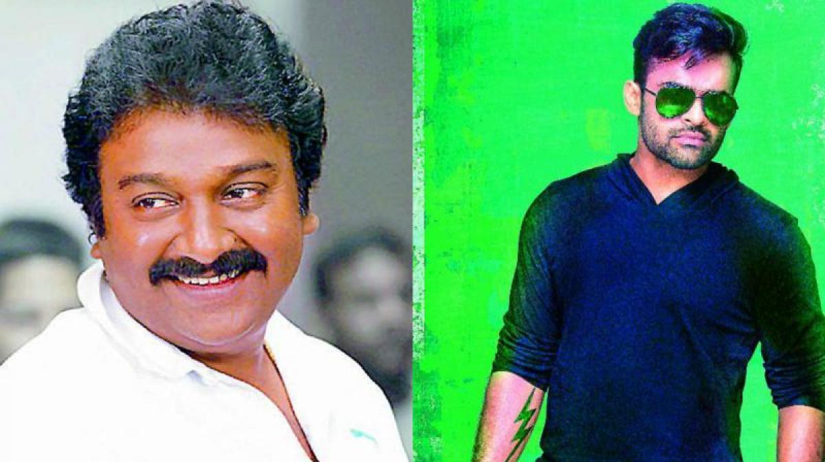 Vinayak-Tejs New Film Title Confirmed!