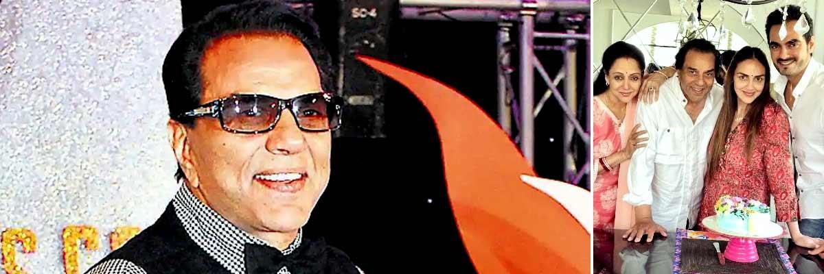 Bollywood Wishes Happy Birthday Dharmendra