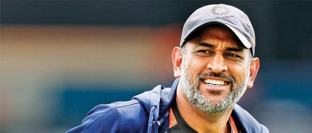 Dhoni being dropped akin to MeToo fire in cricket board