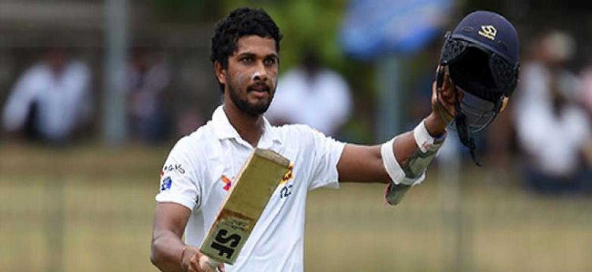 Sri Lanka skipper Dinesh Chandimal out of South Africa Tests