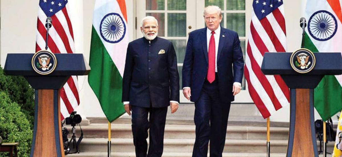 US, India working together hand in glove ahead of 2+2 dialogue: Official