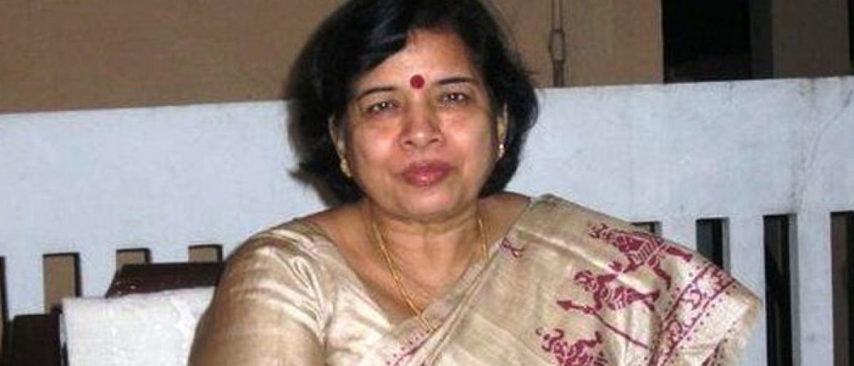 Creating directions for gender history: Dr Rekha Pande