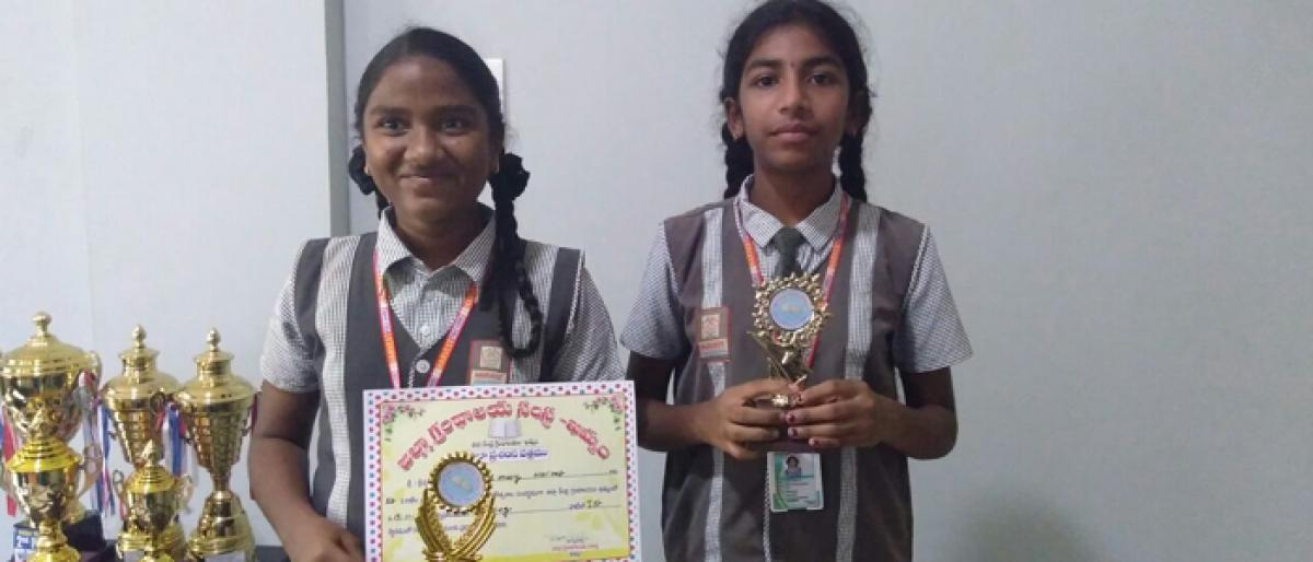 Harvest Public School students excel in drawing