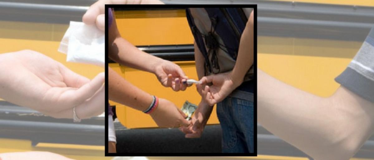 Drug cartels not on police radar
