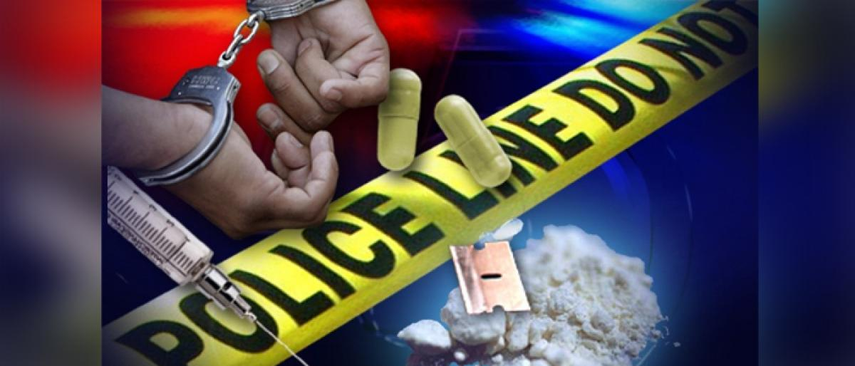 Two held for attempting to sell drugs worth 100 crores