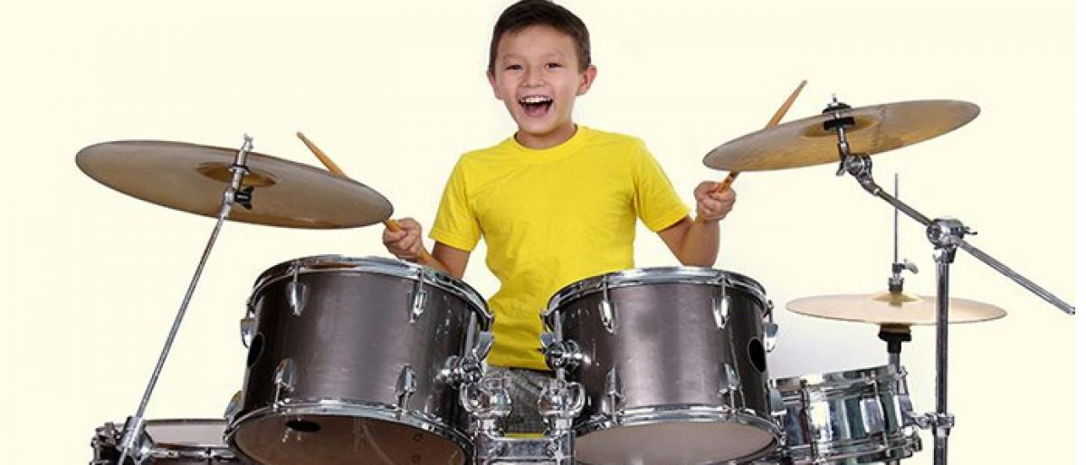 Drumming boosts learning skill in autistic kids