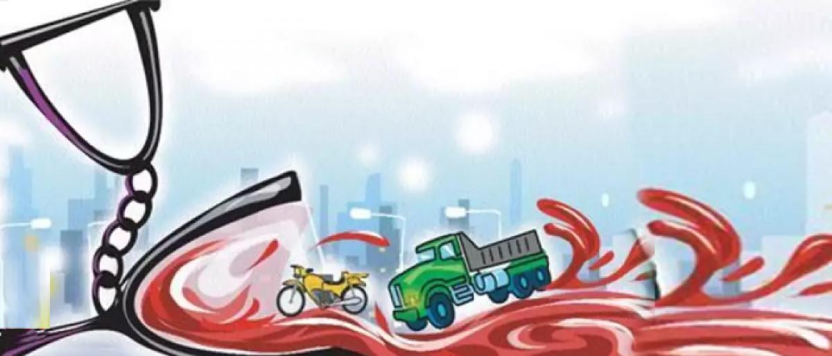 36 drunken drivers imprisoned in Prakasam district