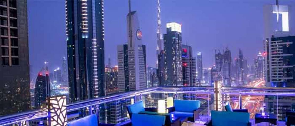 Dubai calling!