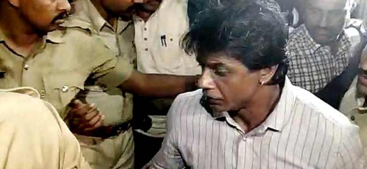 Actor Duniya Vijay booked under IPC section 153