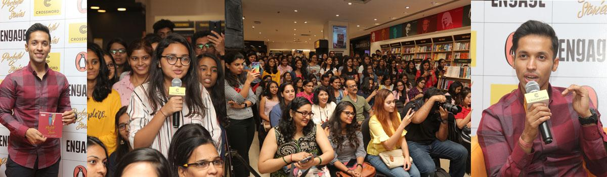 Durjoy Datta, ITC pave a new way forward for author-brand collaborations