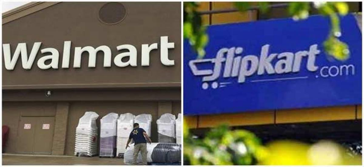 Walmart-Flipkart Deal Play Key Role in Indian E-Commerce Sector