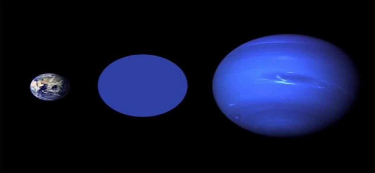 New exoplanet twice the size of Earth found