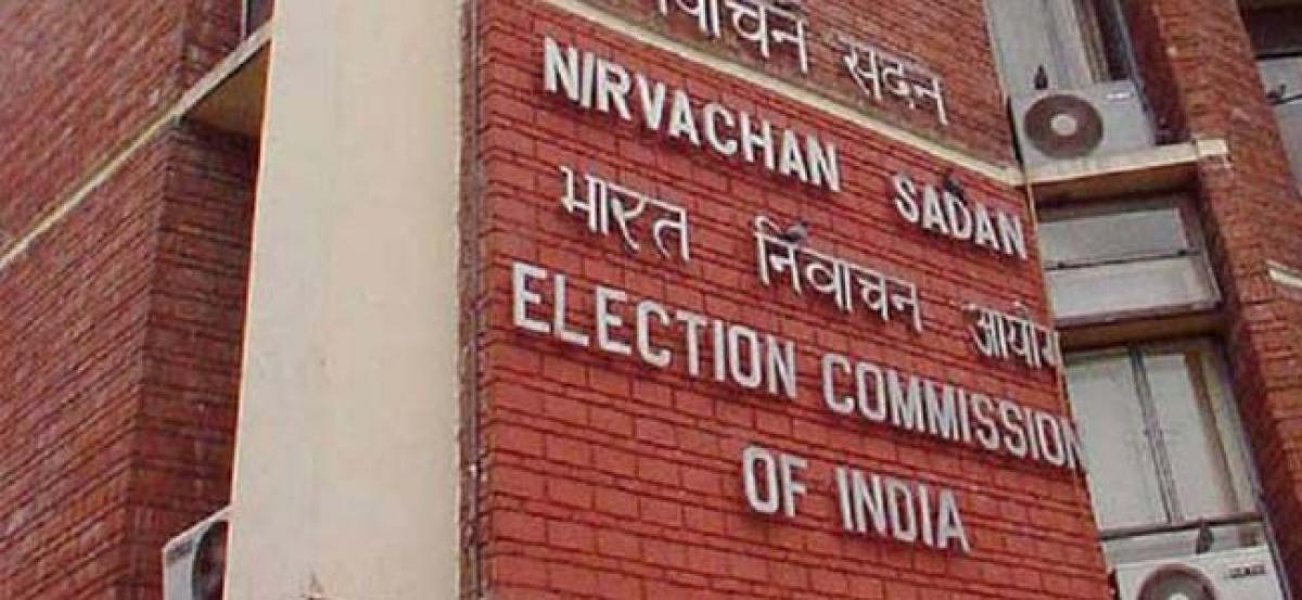 ECI team to hold talks with Collectors, SPs today