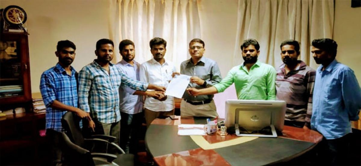 Action sought against engg colleges collecting high fees