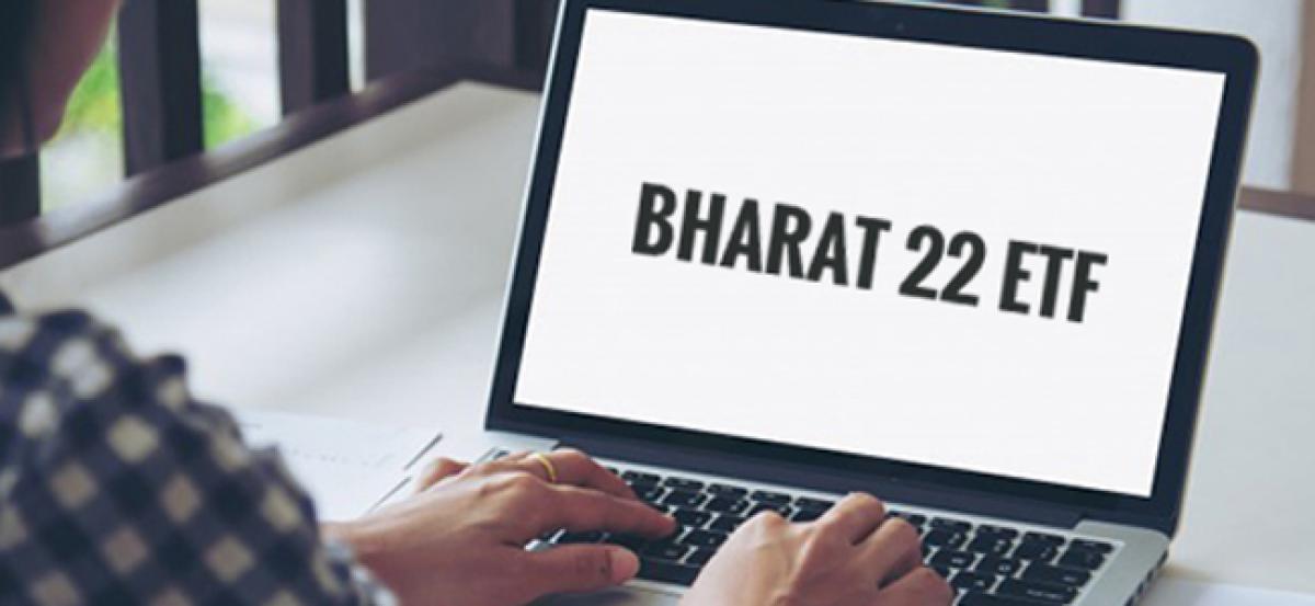 Bharat-22 ETF oversubscribed