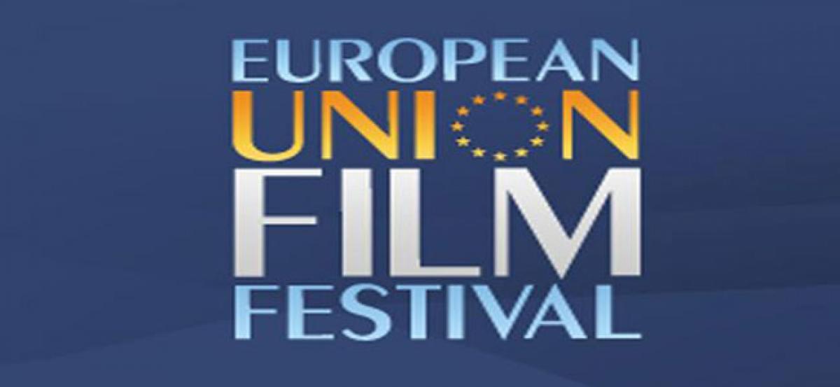 European Union Film Festival in city from tomorrow