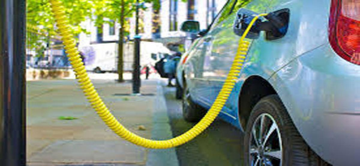 EVs likely to help power utilities