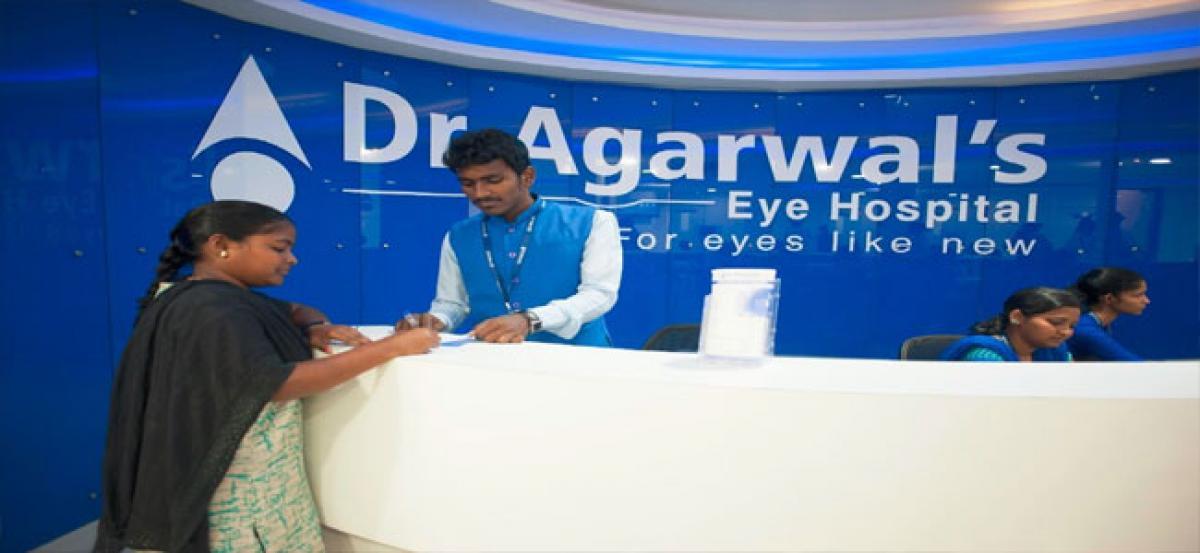 Dr Agarwals Eye Hospital a pioneer in eye care