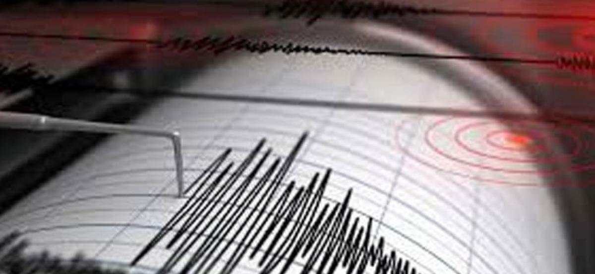 Medium intensity earthquake hits Raigarh city