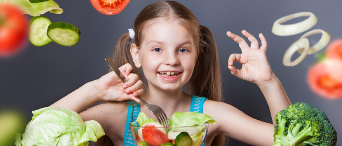 New app may encourage kids to eat veggies