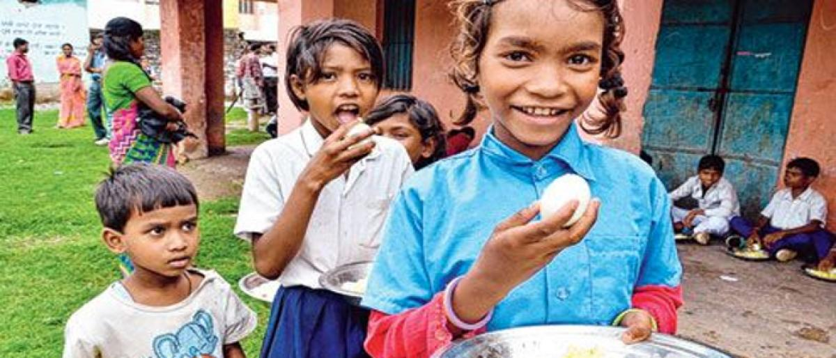 Eggs vanish from midday meals as prices go north