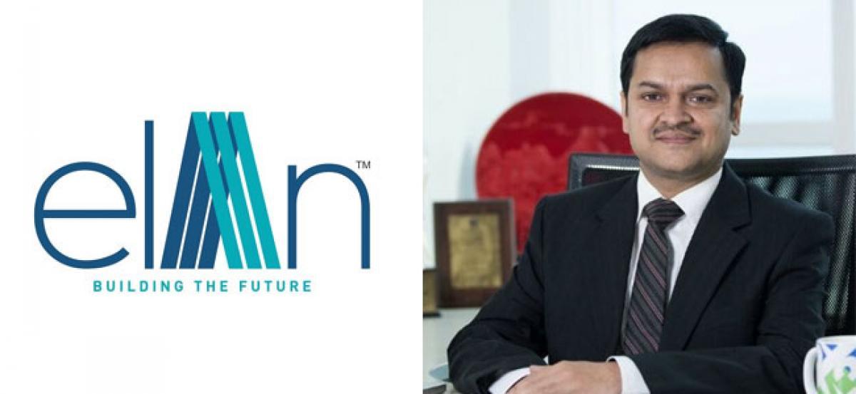 ELAN Group appoints Raj Kumar Singhal as the CEO
