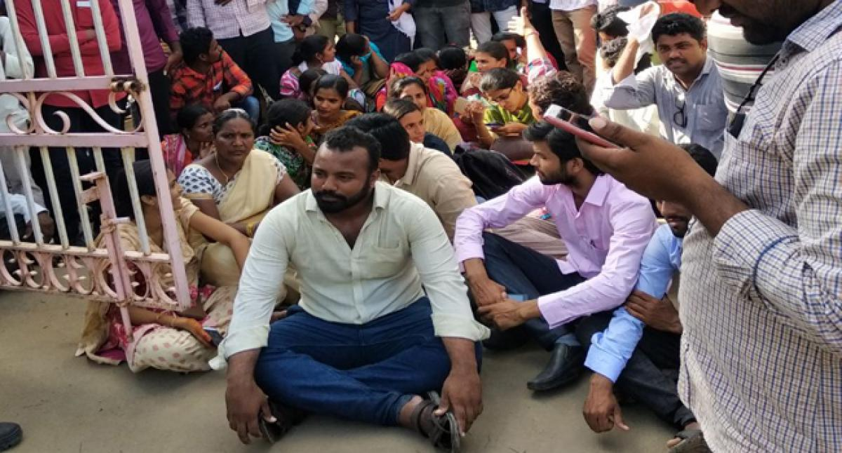 Conned by coop society, victims seek justice